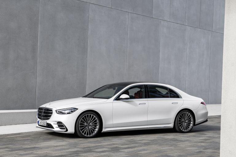 2021 Mercedes-Benz S-Class ( V223 ) 595930