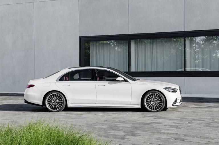 2021 Mercedes-Benz S-Class ( V223 ) 595932
