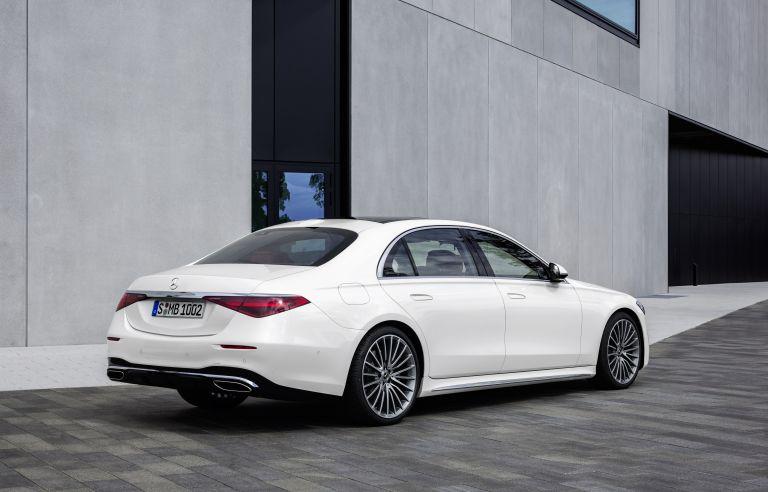 2021 Mercedes-Benz S-Class ( V223 ) 595933