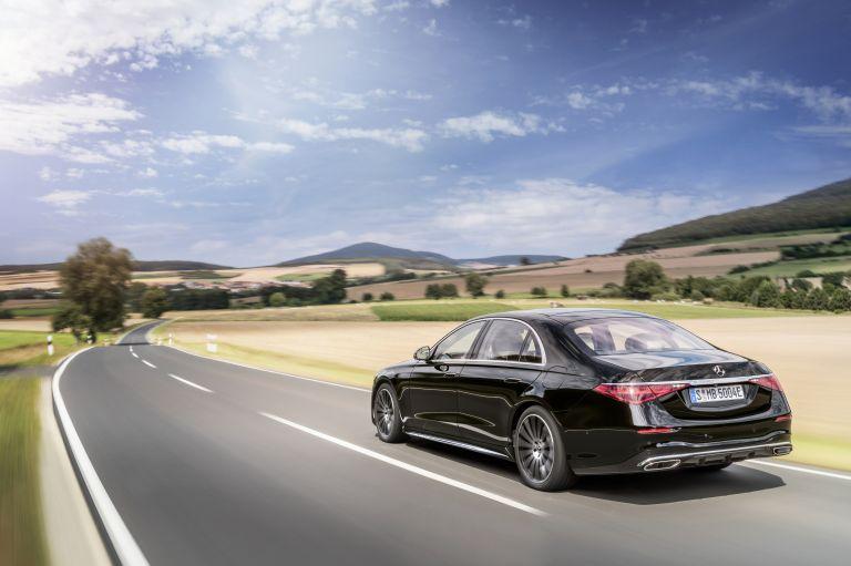 2021 Mercedes-Benz S-Class ( V223 ) 595955