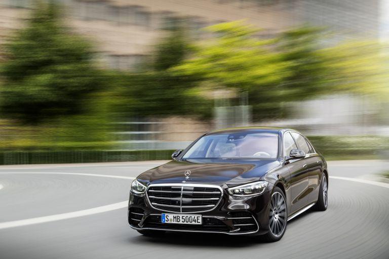2021 Mercedes-Benz S-Class ( V223 ) 595958