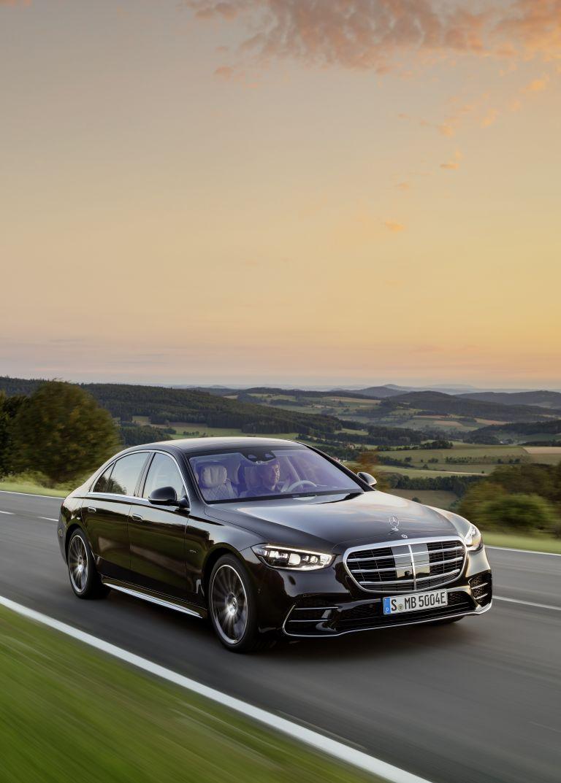 2021 Mercedes-Benz S-Class ( V223 ) 595978