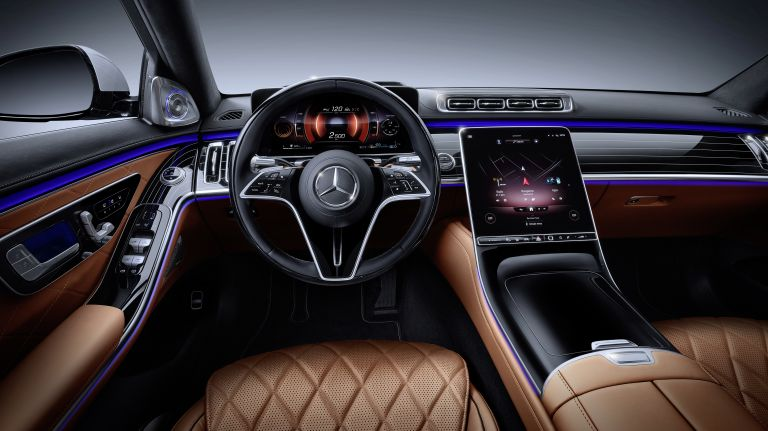 2021 Mercedes-Benz S-Class ( V223 ) 596044