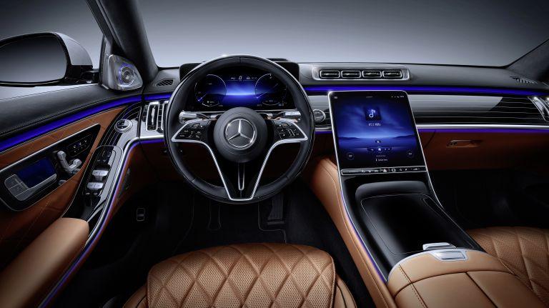 2021 Mercedes-Benz S-Class ( V223 ) 596045