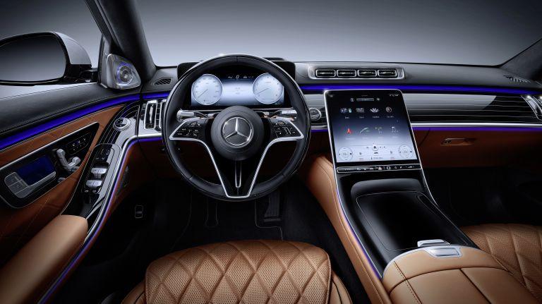 2021 Mercedes-Benz S-Class ( V223 ) 596046
