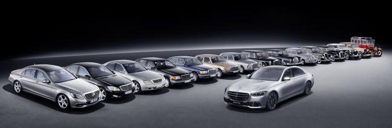 2021 Mercedes-Benz S-Class ( V223 ) 596053