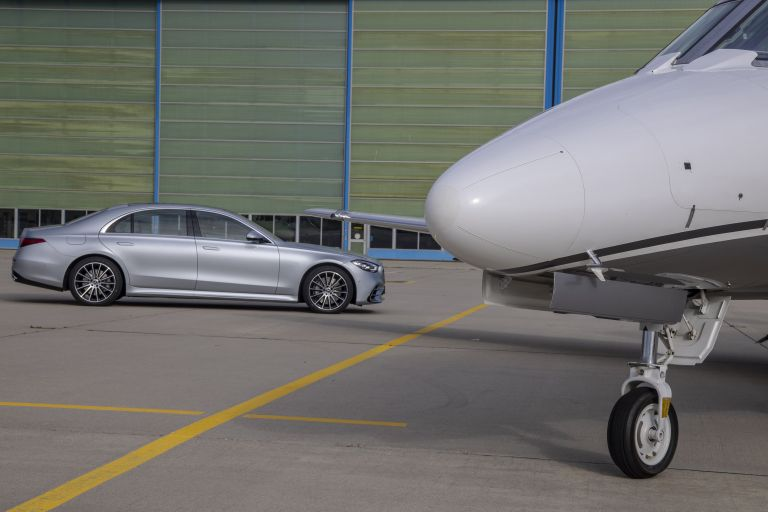 2021 Mercedes-Benz S-Class ( V223 ) 607923
