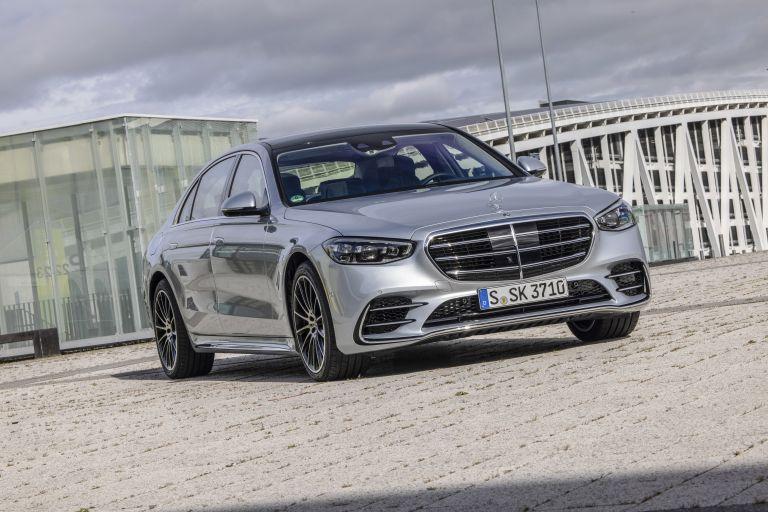 2021 Mercedes-Benz S-Class ( V223 ) 607931