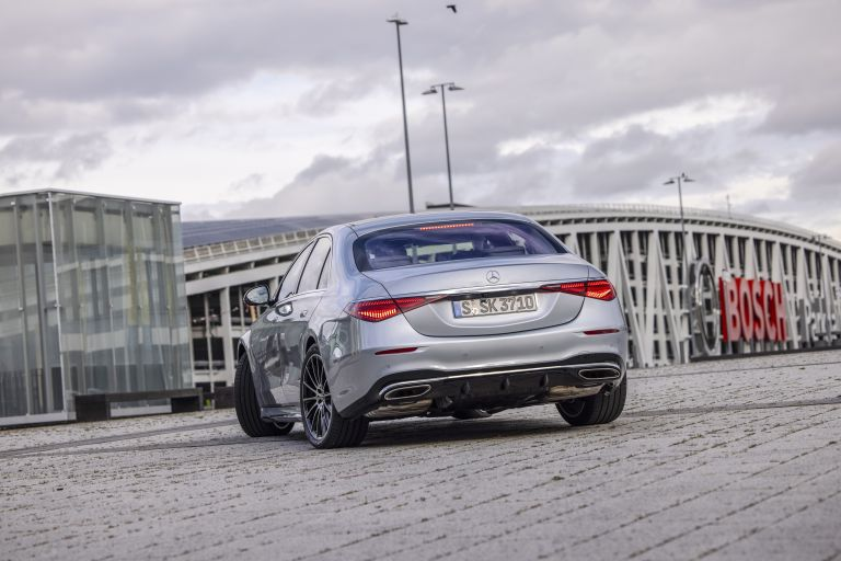 2021 Mercedes-Benz S-Class ( V223 ) 607933