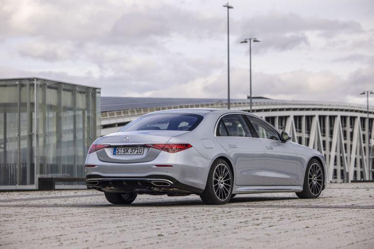 2021 Mercedes-Benz S-Class ( V223 ) 607935