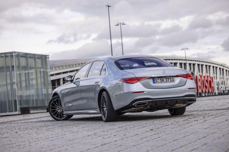 2021 Mercedes-Benz S-Class ( V223 ) 607936