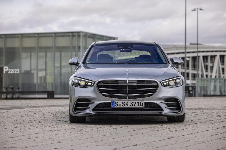 2021 Mercedes-Benz S-Class ( V223 ) 607937