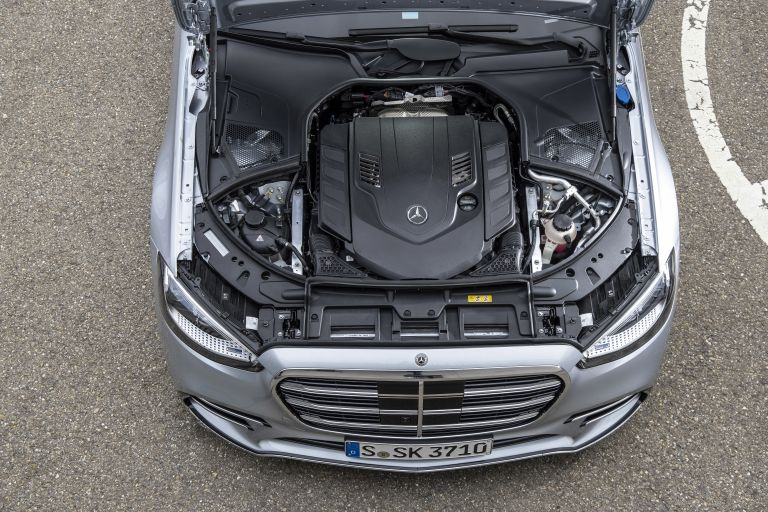 2021 Mercedes-Benz S-Class ( V223 ) 607947