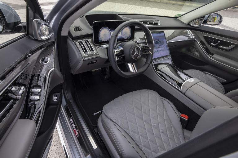 2021 Mercedes-Benz S-Class ( V223 ) 607948