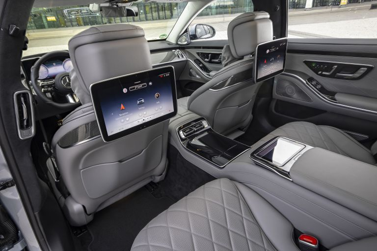 2021 Mercedes-Benz S-Class ( V223 ) 607950