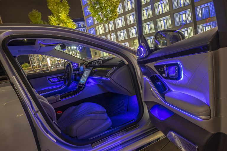 2021 Mercedes-Benz S-Class ( V223 ) 607960