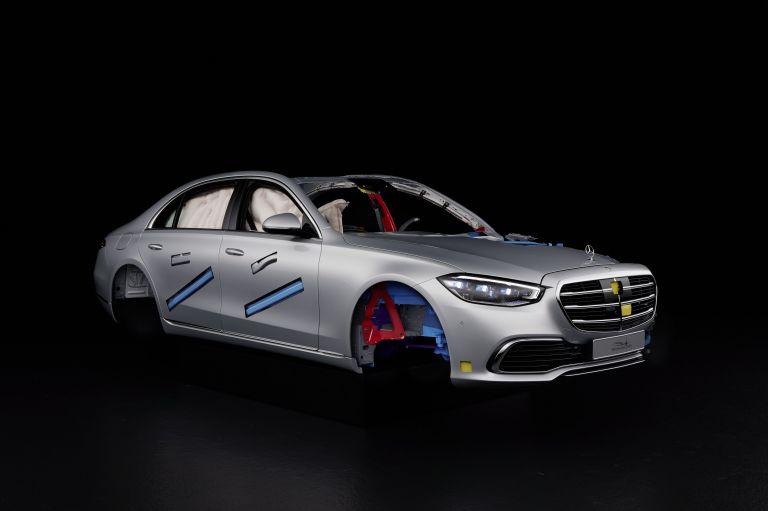 2021 Mercedes-Benz S-Class ( V223 ) 608007