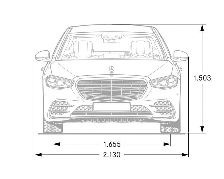 2021 Mercedes-Benz S-Class ( V223 ) 596068