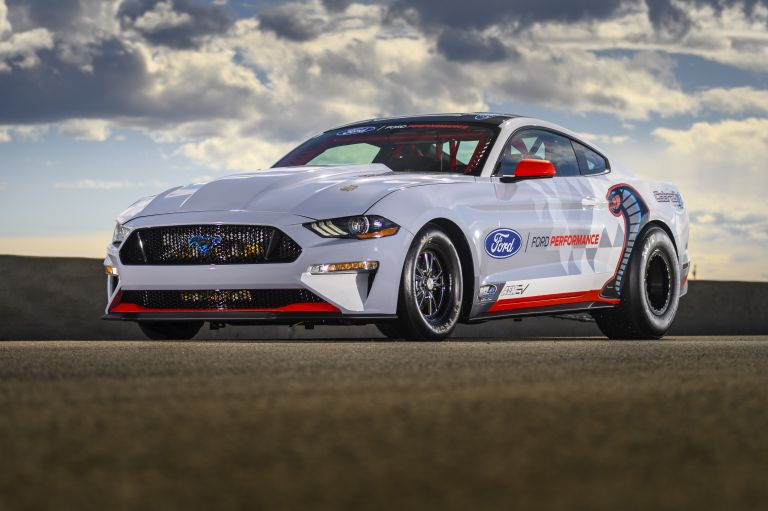 2020 Ford Mustang Cobra Jet 1400 concept 596804