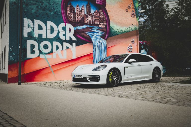 2021 Porsche Panamera 4S E-Hybrid Sport Turismo 597226