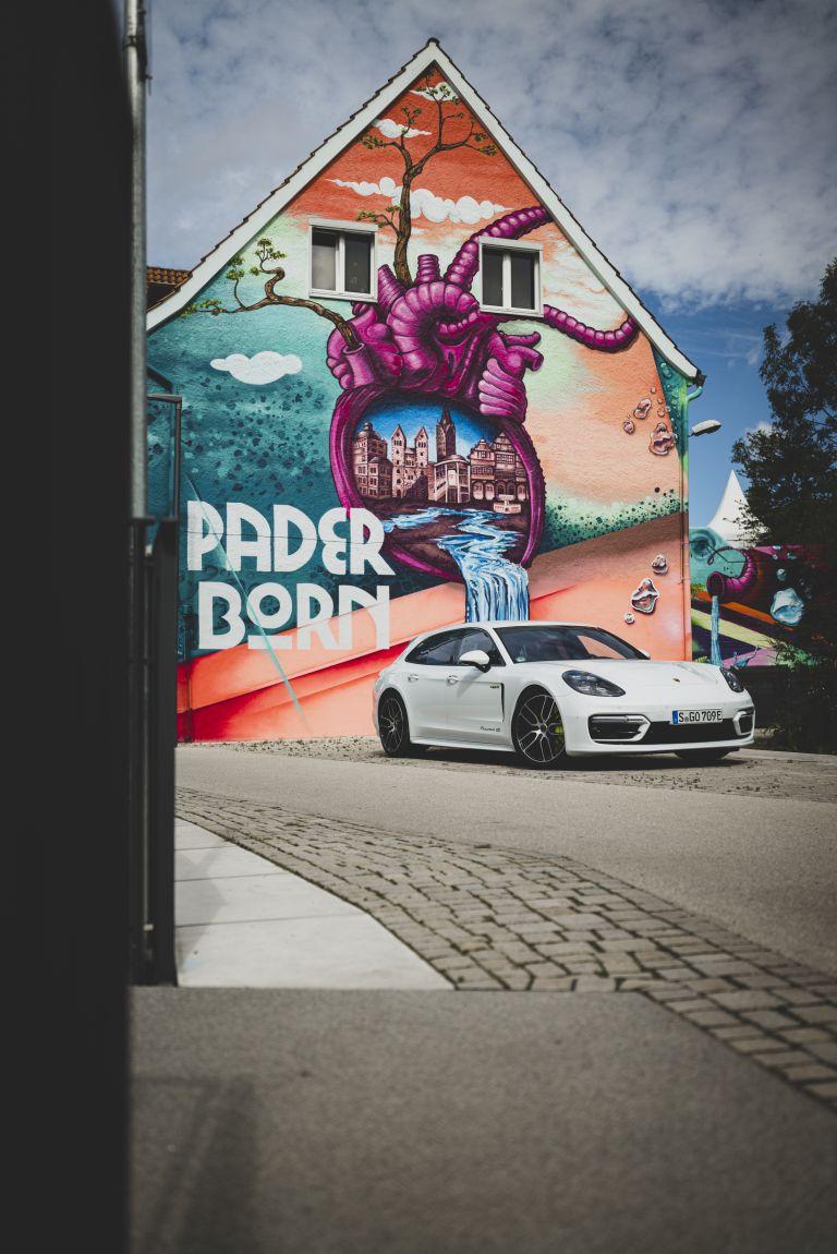 2021 Porsche Panamera 4S E-Hybrid Sport Turismo 597228