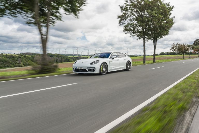 2021 Porsche Panamera 4S E-Hybrid Sport Turismo 597250