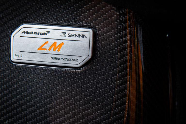 2020 McLaren Senna LM 597447