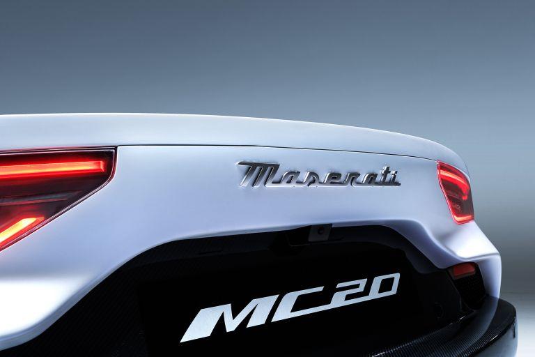 2021 Maserati MC20 597544