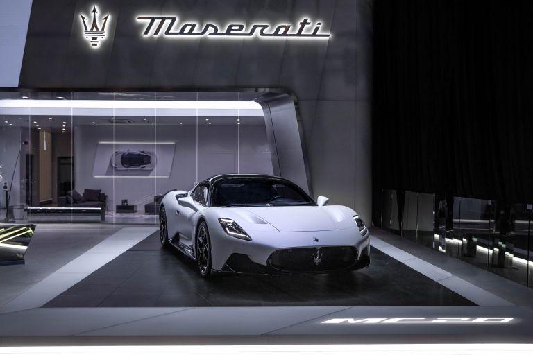 2021 Maserati MC20 603884
