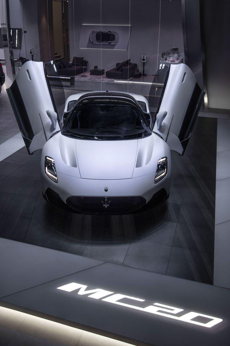 2021 Maserati MC20 603887