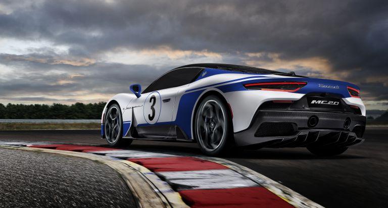 2021 Maserati MC20 624120