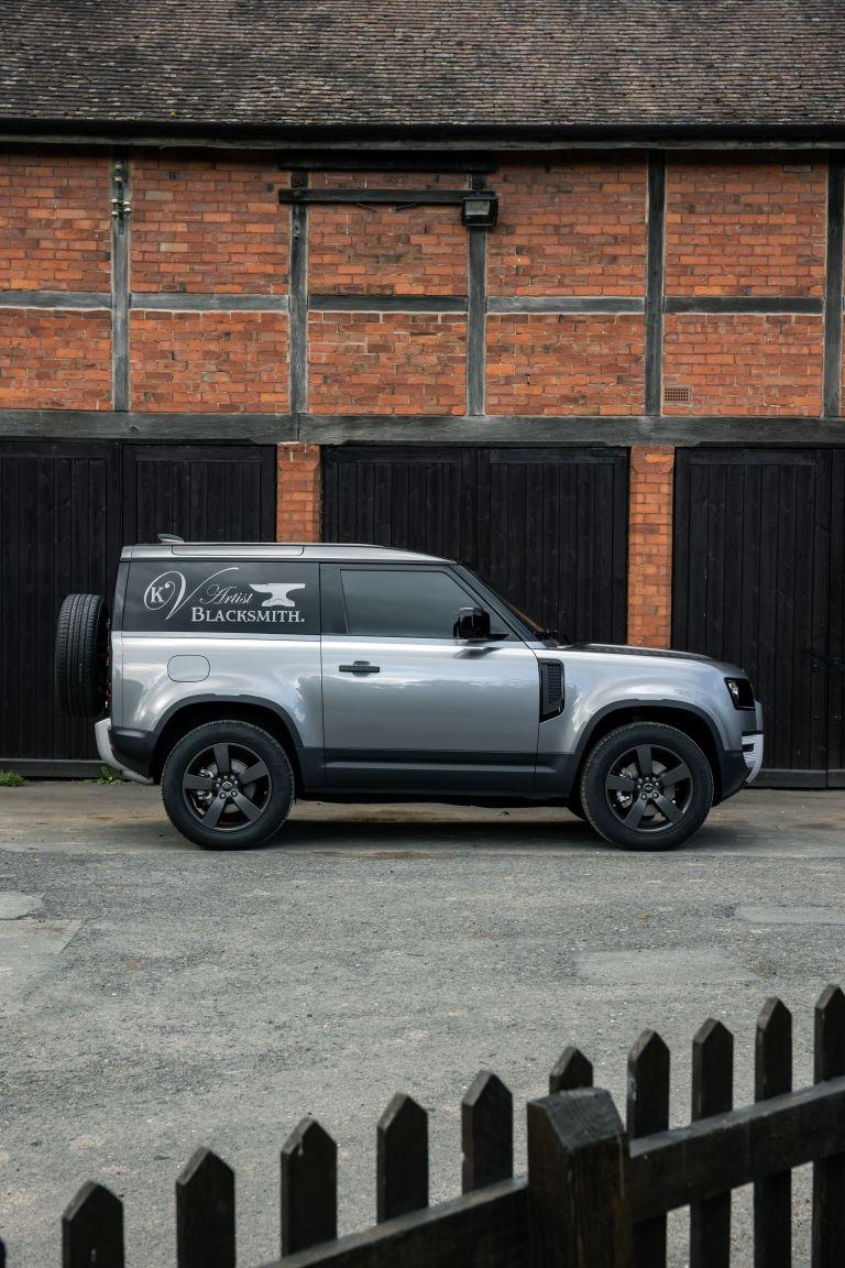 2021 Land Rover Defender 90 Hard Top #597653 - Best ...