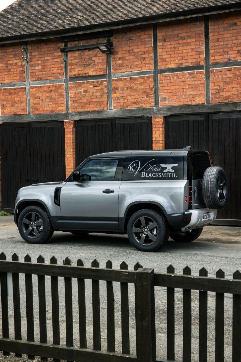 2021 Land Rover Defender 90 Hard Top #597654 - Best ...