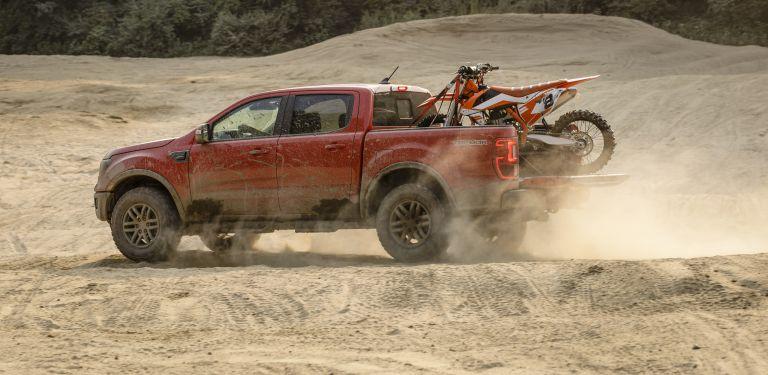 2021 Ford Ranger Tremor Lariat 599313