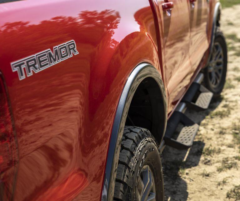 2021 Ford Ranger Tremor Lariat 599319
