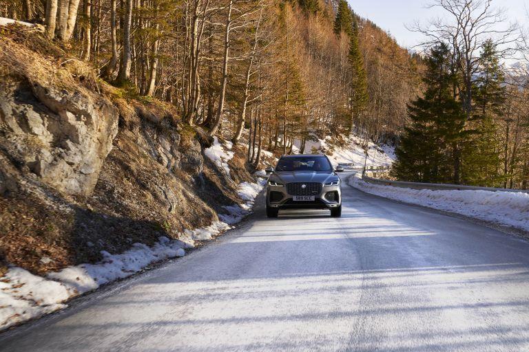 2021 Jaguar F-Pace 599816