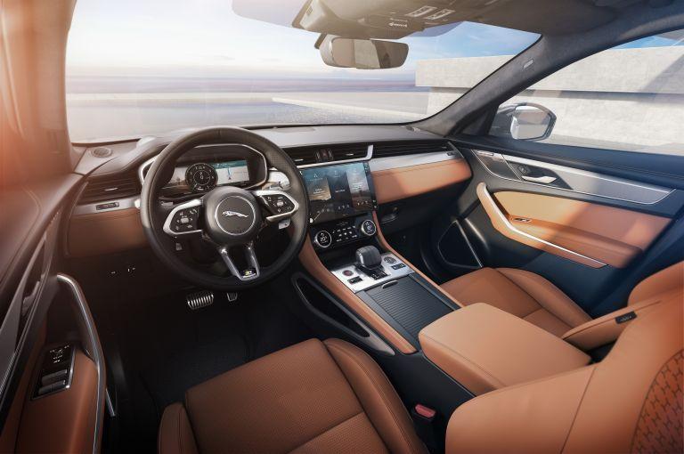2021 Jaguar F-Pace 599872