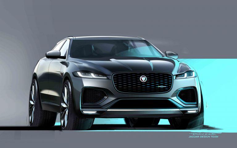 2021 Jaguar F-Pace 599881