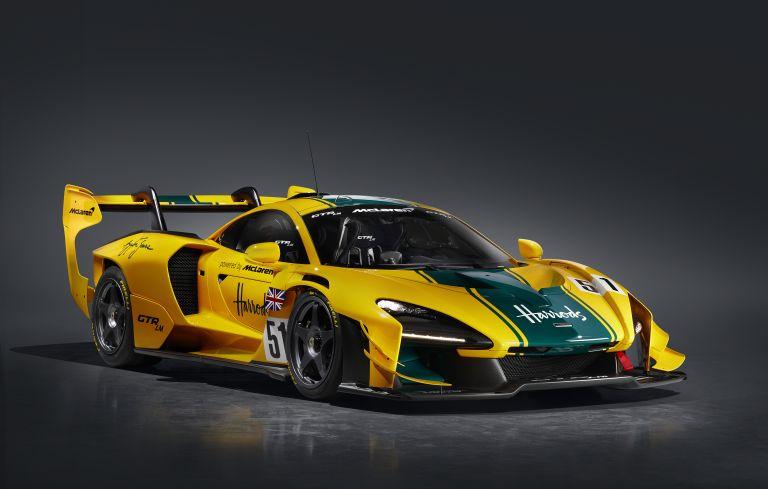 2020 McLaren Senna GTR LM 600127
