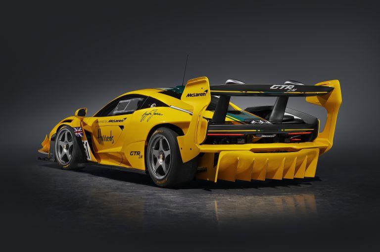 2020 McLaren Senna GTR LM 600129