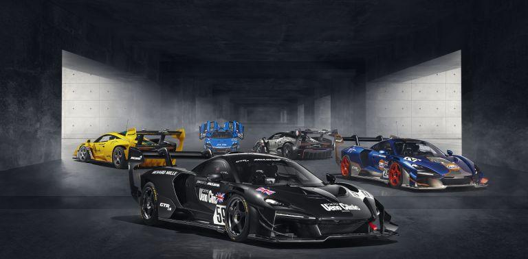 2020 McLaren Senna GTR LM 600142