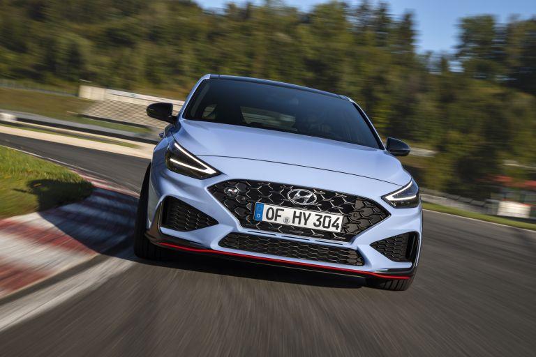 2021 Hyundai i30 N 618095