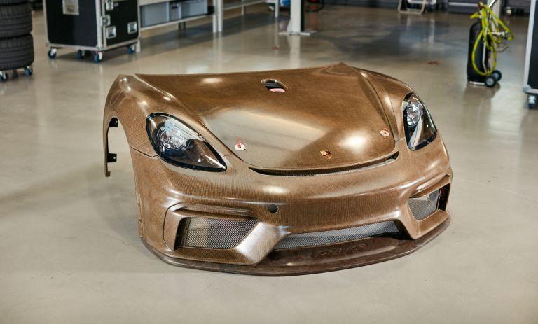2020 Porsche 718 Cayman GT4 Clubsport MR 602387