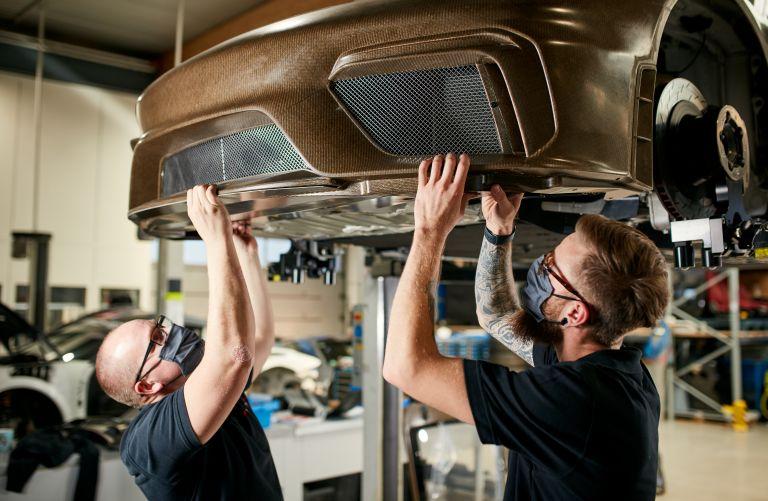 2020 Porsche 718 Cayman GT4 Clubsport MR 602389