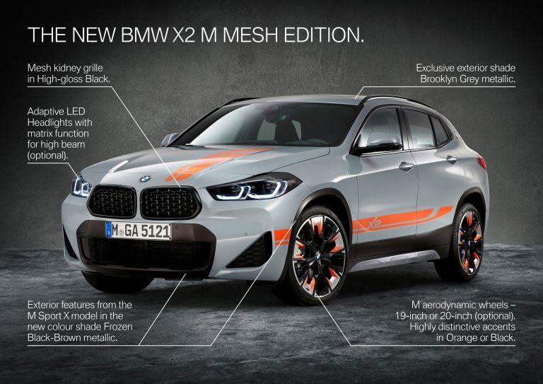 2020 BMW X2 ( F39 ) M Mesh Edition 603725