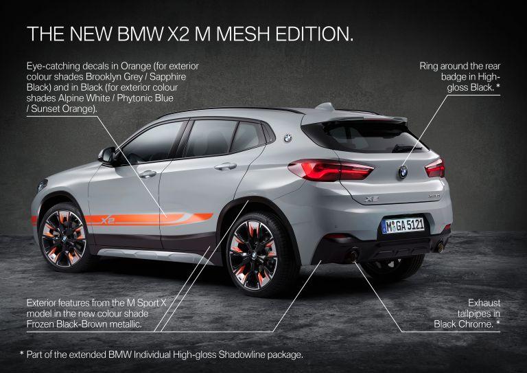 2020 BMW X2 ( F39 ) M Mesh Edition 603726