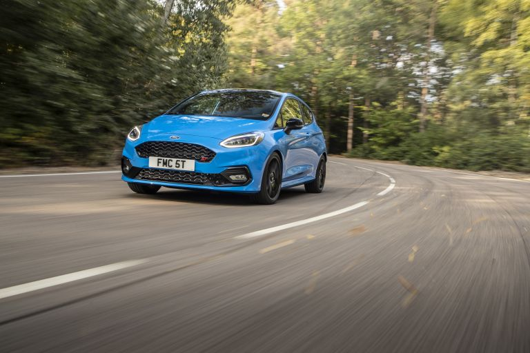 2020 Ford Fiesta ST Edition 603905