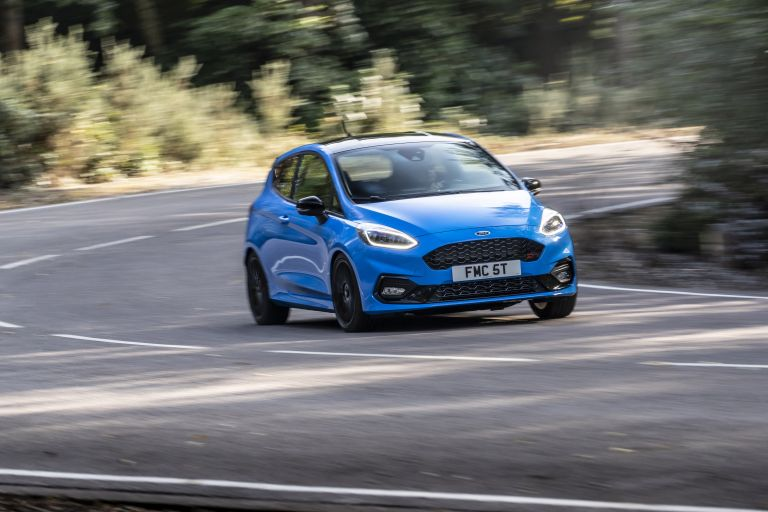 2020 Ford Fiesta ST Edition 603923