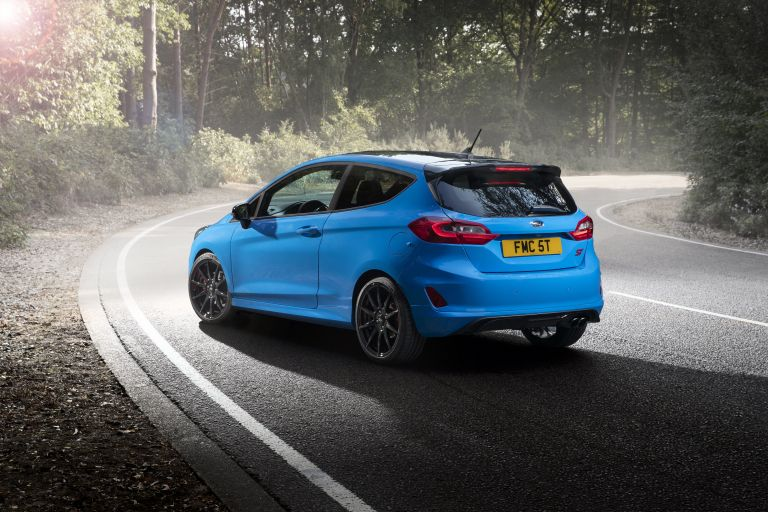 2020 Ford Fiesta ST Edition 603929