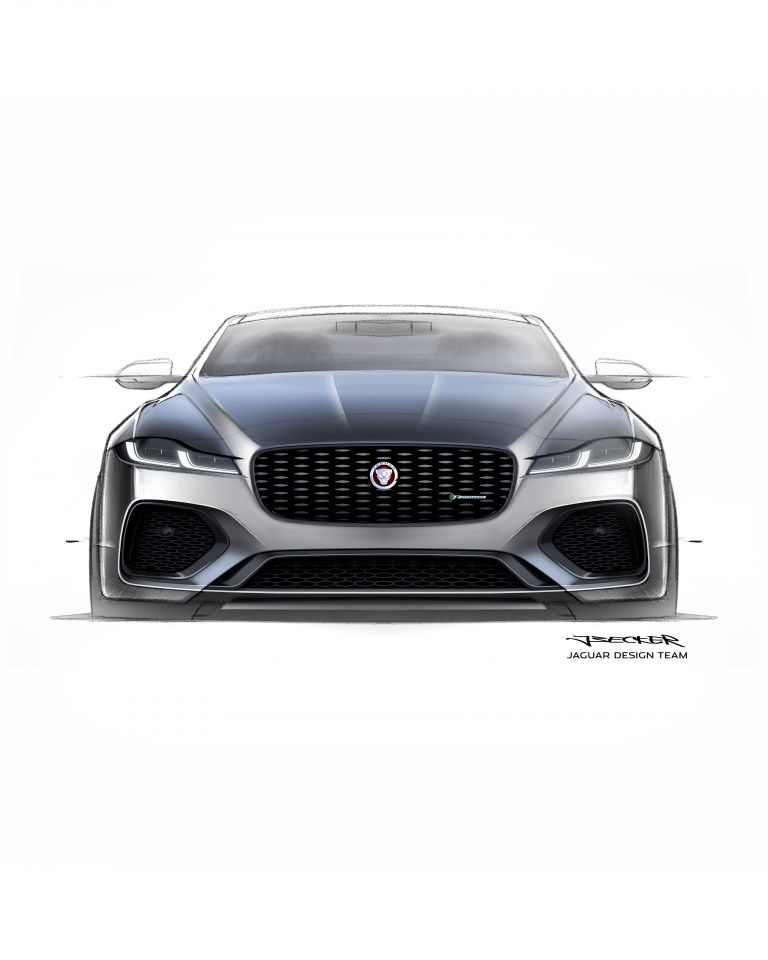 2021 Jaguar XF 604160
